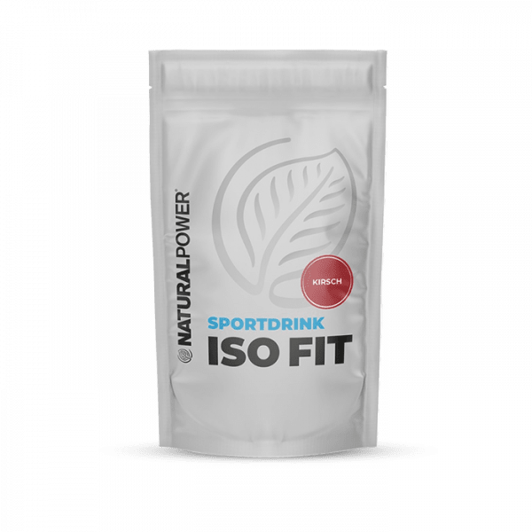 NATURAL POWER Sportdrink ISO FIT, 400g