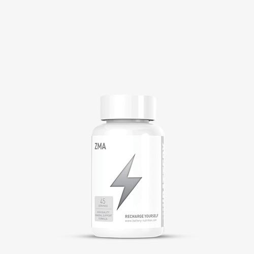BATTERY ZMA 90 Kapseln Vitamine und Mineralien