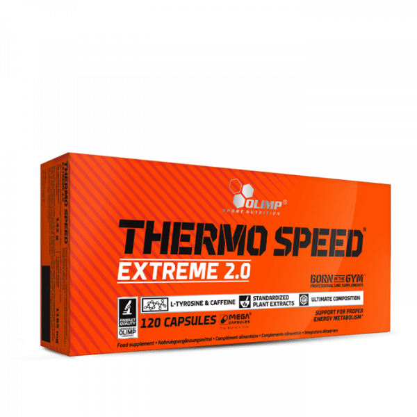 OLIMP Thermo Speed® Extreme 2.0, 120 Kapseln
