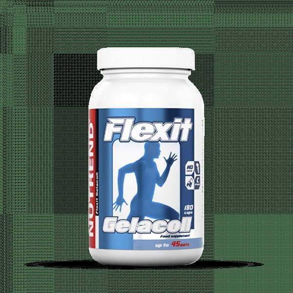 NUTREND FLEXIT GELACOLL, 180 Kapseln Health Produkte